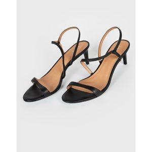 Joie Madi Black Sandal NWT 37